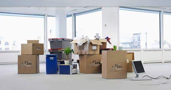 Mudanzas oficinas en Barcelona