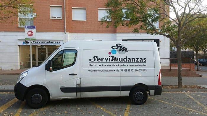 mudanzas urgentes en Barcelona
